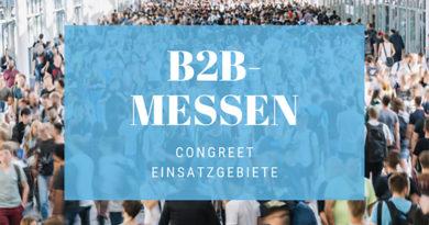 B2B-Messen | Einsatzgebiete