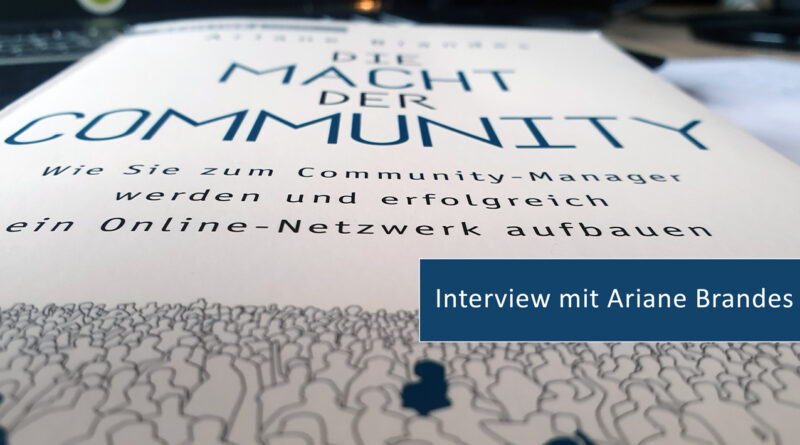 Interview mit Ariane Brandes