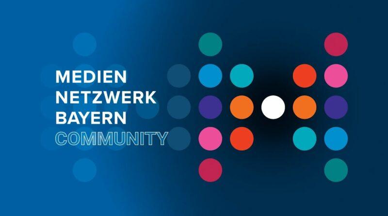 MedienNetzwerk Bayern baut eigene Online-Community auf