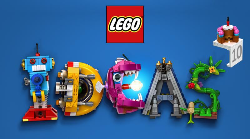 Produktkreation in der Community: LEGO IDEAS